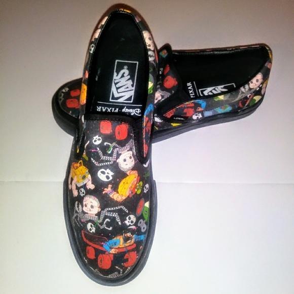 Vans Shoes | Nwt Vans Rare Pixar Disney